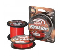 Шнур Berkley FireLine Red 110m