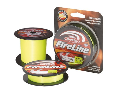 Шнур Berkley FireLine Green 110m