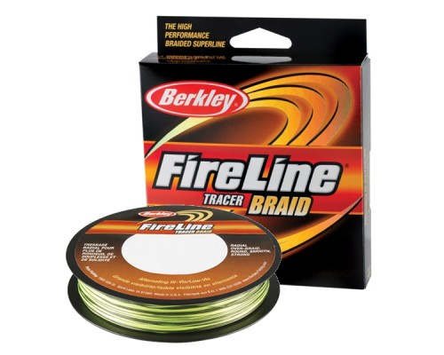 Шнур Berkley FireLine Braid Tracer 110m